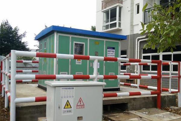 广西电网公司桂林市新居配项目