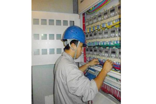 深圳供电局智能电表及低压集抄项目