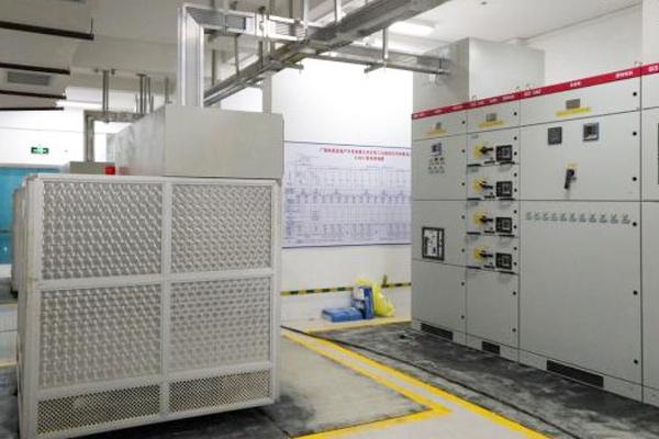 广西电网公司左岸供配电项目