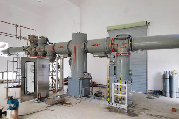安凤岭风电场110kV升压变电站试验